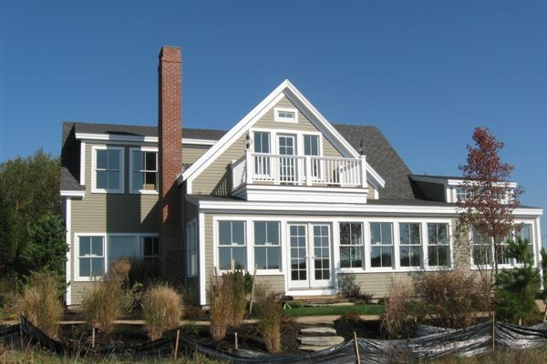 Fine home designs for Maine home and design