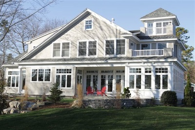 featured homes - Maine Home Design
